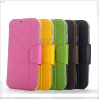 2013 Transformers PU Leather Case With Stand For SAMSUNG Galaxy S4 S IV SIV S 4 Iv Gt-i9500 P-SAMI9500CASE088