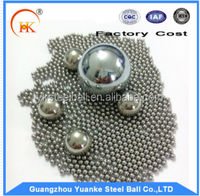 AISI304 316 420 440C 4.5mm stainless steel balls used for bicycle/motorcycle
