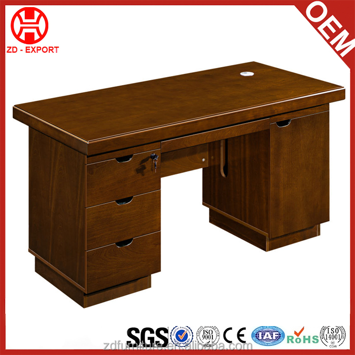 2017 Hot selling standard office furniture office <strong>table</strong> design with lowest price
