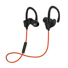 Cheap Ear Hook sports stereo wireless bluetooth headset with microphone