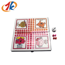 Promotional Chess Game Plastic Chess Toys