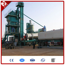 Complete in specification asphalt manufacturing plant