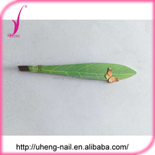 Novelties wholesale china eyebrow tweezers with custom branding & packing
