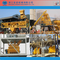 New condition concstruction machienry concrete mixing station