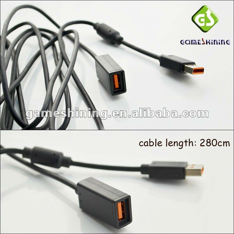 for XBOX 360 Kinect Extension Cord
