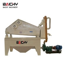 Fine Sand Recycling and Making Line Machine