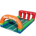 Outdoor sport games inflatable fun derby for kids A6063