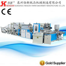 Full Atuomatic Complete Toilet Paper /Kitchen Towel Production Line