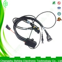 The custom of high quality automotive/industrial equipment wiring harness
