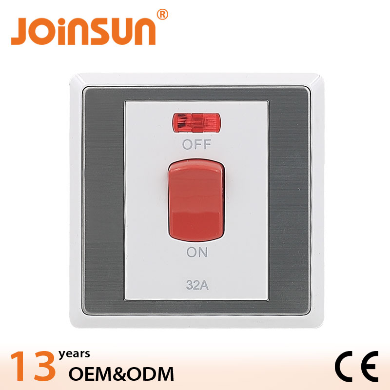32A high power switch 12v led dimmer switch lights