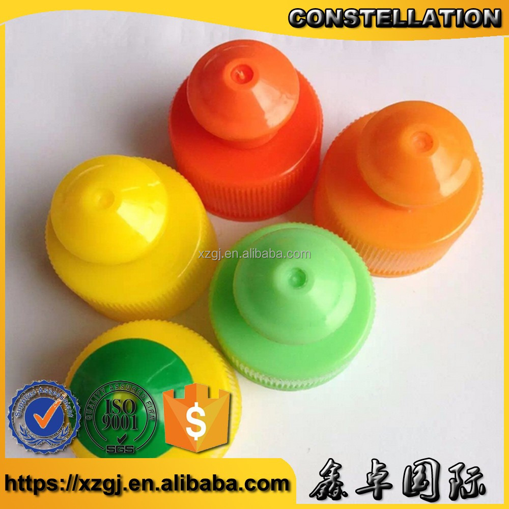 Shampoo dispenser flip plastic top bottle cap,plastic cap