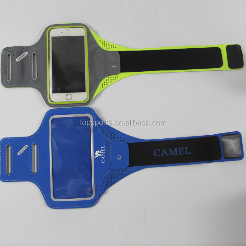 2017 china manufacturer best selling neoprene custom sports running armband phone case