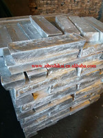 Zibo Shikai 99.95%, 99.9%,99.8% Mg ingot pure magnesium ingot for metallurgy industry