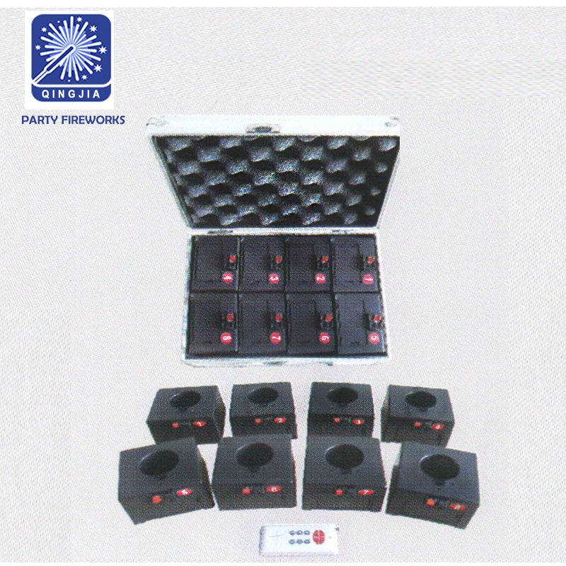 Chinese Liuyang digital ignition fireworks firing system