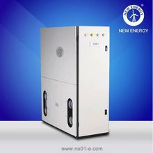 Factory OEM heat recover geothermal heat pump with inventer compress