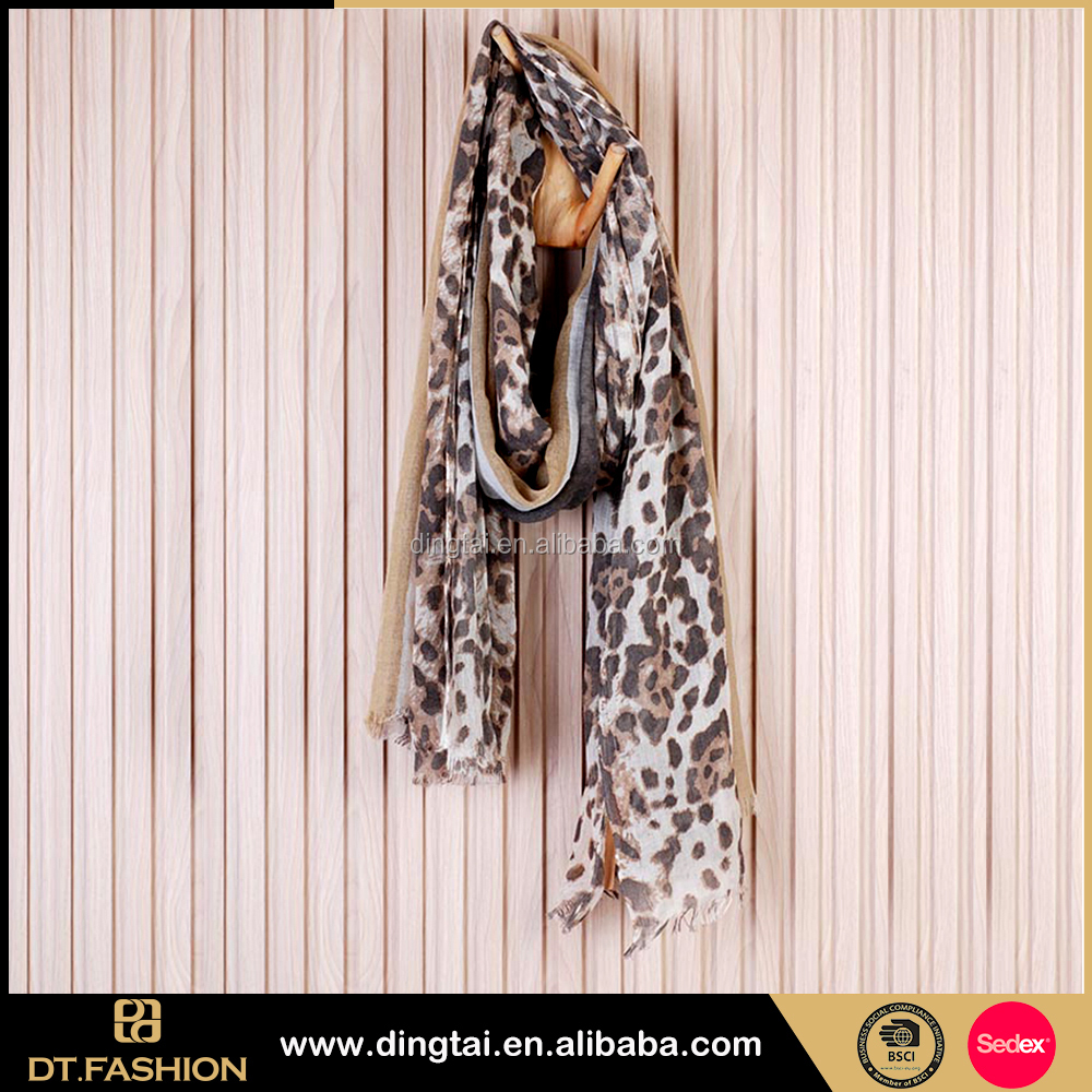 New designs muslim ornaments polyester scarf