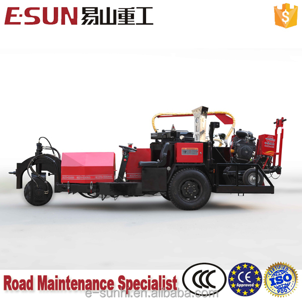 ESUN CLYG-ZS350 self-propelled bitumen road crack filler