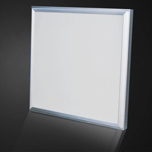 Industrial lighting anti-glare ultra-thin led recessed ceiling panel light