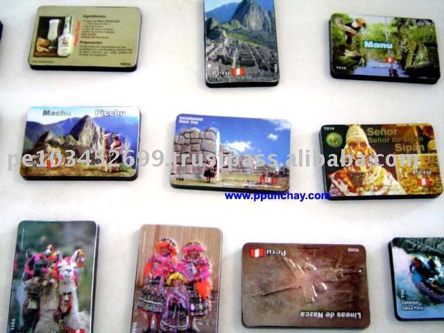 Andean nice Magnets Peru