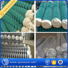 innovative high quality new products rubber coated chain link fence