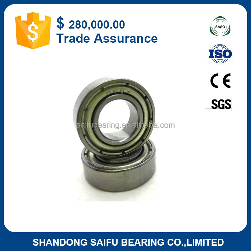 High precision micro bearing 692ZZ