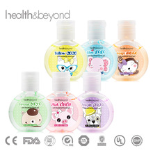 OEM 35ml pocketbac antibacterial alcohol-based waterless instant hand sanitizer gel