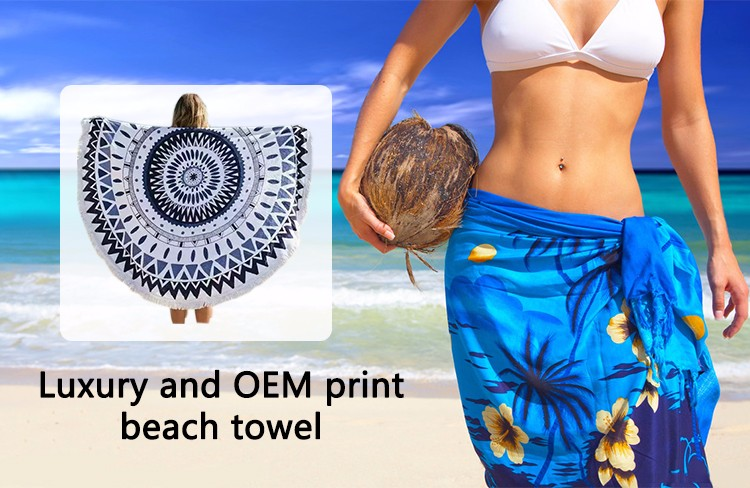microfiber beach towel with inflatable pillow