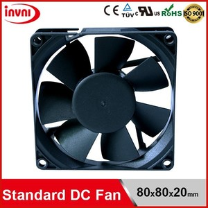 Standard SUNON 8020 Brushless Axial Flow 12V DC Silent Industrial Fan 80x80x20mm (EE80201S1-0000-A99)