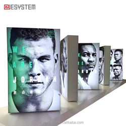 Custom Double Sided Outdoor Exhibition Light Box