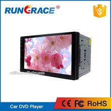 High quality Bluetooth lcd screen radio auto dvd with reversing camera