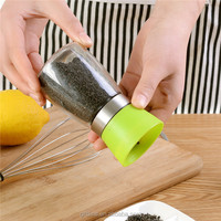 High Quality Pepper Mill Bottle Salt And Pepper Grinder