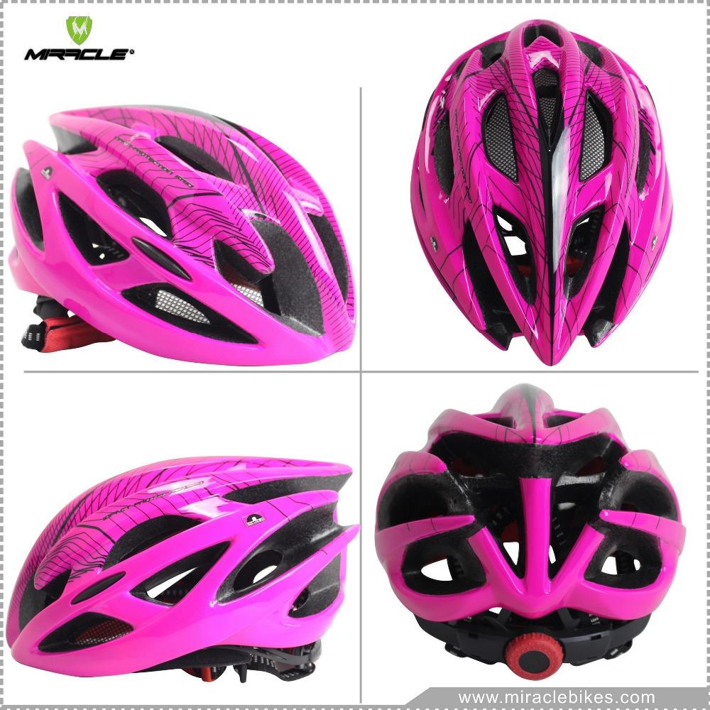 Miracle new design cycling helmet,road racing helmet,outdoor sport safty helmet,bicycle sport helmet,light weight cycling helmet