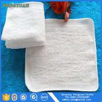 Promotion Items Small White Towels Hand Towels