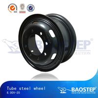 BAOSTEP 10.9/12.9 Grade Cold Forming Iso Certified Wheel Rim For Dump Truck