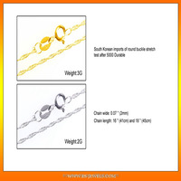 factory price body chains manufacturer in China