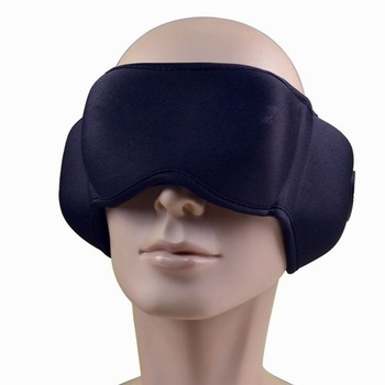 LANGDER high quality 3D travel rest sleeping eye mask for wholesale