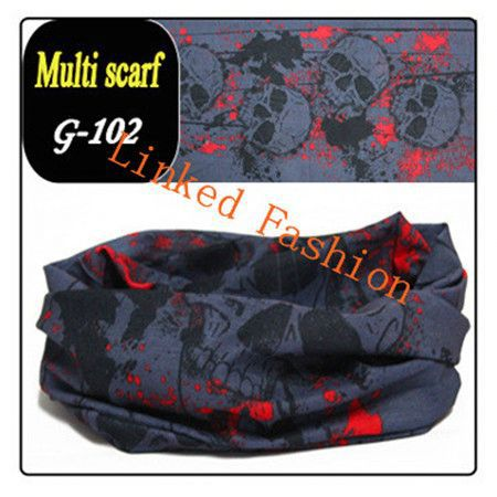 Wholesale Cycling Bicycle Head Scarf Outdoor Bike round magic scarf