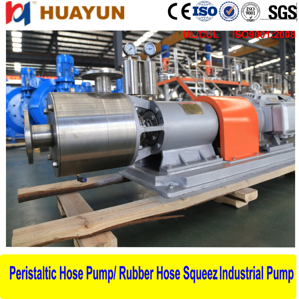 Hot sale high speed emulsifying liquid mixing pump Pastes Emulsifying Pump/Sauce Homogenizing Inlinemixer/Mayonnaise High