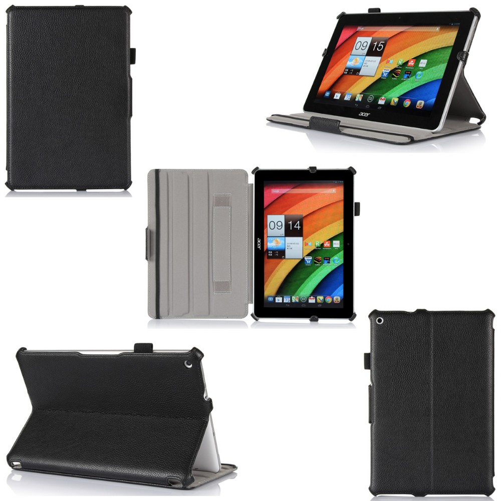 New Arrival With Stand Designs High Class Excellent Tablet Case For Acer A3-A10