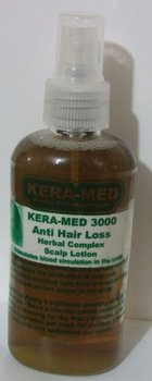 KERA-MED 3000 Anti Hair Loss Herbal Complex Scalp Lotion