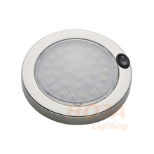 5-1/2 inch LED Marine Light led dome light use in boat and rv