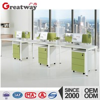 Competitive price latest office table designs computer table models