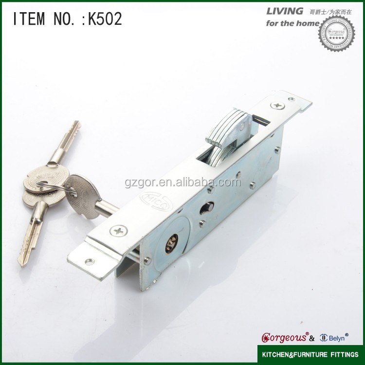 evergood lock password door key lock