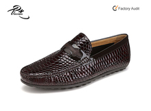 New style driving cool man loafer shoes