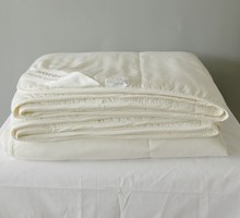 100% Wool Fillied White Quilts comforter / Duvet for home