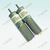 16mm powerful toy dc gear motor with planetary structure