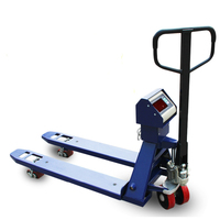 3Ton Hydraulic Pallet Truck Weighing Scales for Sale