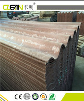 Warehouse Fibre Cement Corrugated Roof Tile/Non Asbestos Cement Roofing Sheet