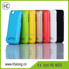 4200mAh Battery Cover Backup Rechargeable Power Case for iPhone 5 5c 5s