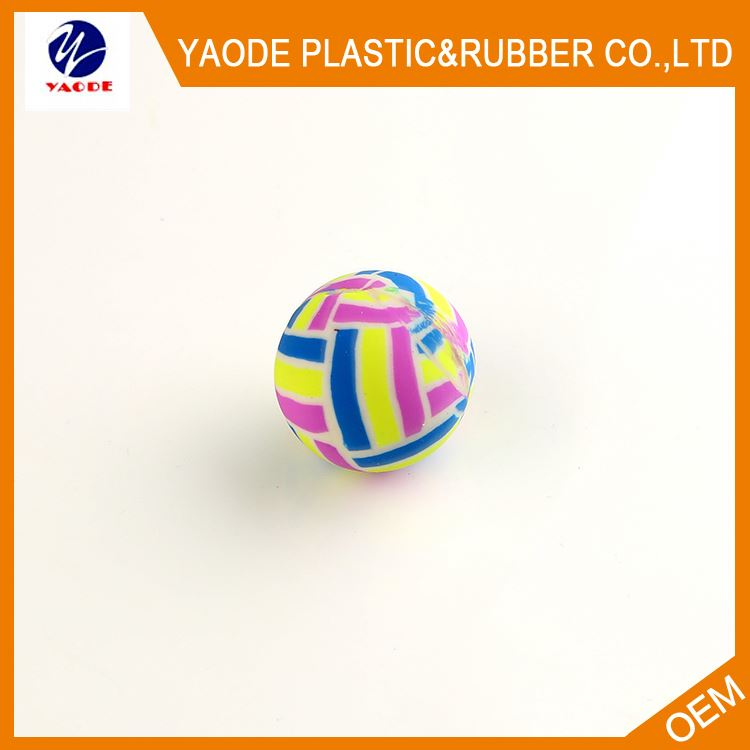 HOT sale attractive style wearable vending machine rubber ball dog toy